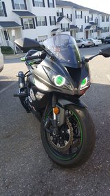 2016 Kawasaki Ninja ZX6R (ABS) in Fort Belvoir, Virginia