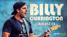 (1-4) BILLY CURRINGTON Floor Concert Tickets - Thurs, Aug. 23 - CHEAP! in Bellaire, Texas