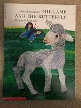 The Lamb and the Butterfly book in Camp Lejeune, North Carolina