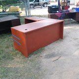 2 piece offfice desk in Cleveland, Texas