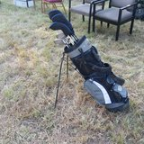 Golf Clubs for left hand in Cleveland, Texas