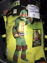 Toddler boys TMNT costume in Vicenza, Italy