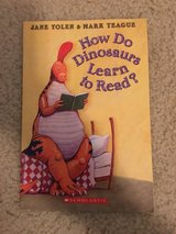 How Do Dinosaurs Learn to Read? book in Camp Lejeune, North Carolina