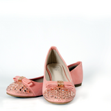 NEW Pink Ballerinas Shoes in Ramstein, Germany