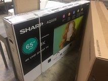 "IN BOX WITH WARRANTY! 65"" LED 4K ULTRA WITH FULLY LOADED APPS + WARRANTY! in Camp Pendleton, California"