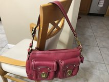 Coach Pink Handbag in Yucca Valley, California