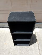 "Black Wooded Shelf 11""x16""x25"" in Spring, Texas"