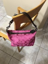 Coach Extra Small Pink Handbag in Yucca Valley, California