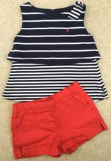 EUC 12 MONTH NAUTICA OUTFIT in Bartlett, Illinois