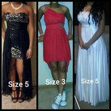 Formal Dresses (2) in Fort Leonard Wood, Missouri