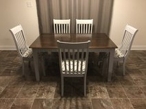 Farmhouse Dining Set in Cary, North Carolina