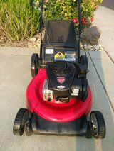 Yard Machines Lawnmower by Briggs and Stratton in Vacaville, California