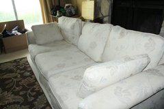 2 couches for sale good condition in New Lenox, Illinois