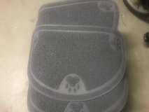 3 Mats for Dog bowls in Travis AFB, California