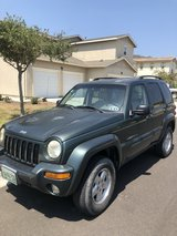 2002 Jeep Liberty in San Clemente, California