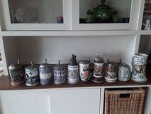 10 beer mugs in Grafenwoehr, GE