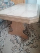 Stone Top Oblong Table in Baumholder, GE