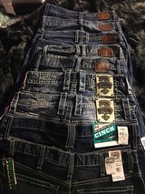 MENS Jeans 7 pairs in Cleveland, Texas