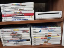 Wii Console Complete Set in Ramstein, Germany