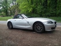 2006 BMW Z4 E85 Roadster convertible in Bamberg, Germany