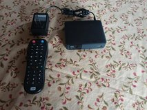 Western Digital TV Live Streaming Media Player in Sandwich, Illinois