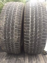 Goodyear Wrangler Tires P275/60R20 LIKE NEW in Fort Leonard Wood, Missouri