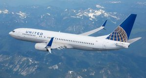 UNITED AIRLINES  TICKETS  ROUND TRIP FOR 2 in Cleveland, Ohio