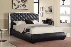 NEW QUEEN BED WITH MATTRESS FREE DELIVERY in Riverside, California