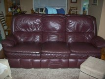 Barcolounger Reclining Sofa and Reclining Chair in Wilmington, North Carolina
