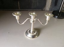 triple candle holder in Lakenheath, UK