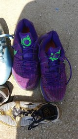 KD'S FOOTBALL CLEATS SOCCER SHOES in Fort Knox, Kentucky