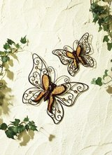 new 2 pc. set Wall Decoration Butterflies in Ramstein, Germany