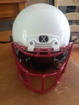 xenith x2e football helmet youth large in Beaufort, South Carolina