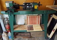 Central Machinery Wood Lathe in Orland Park, Illinois