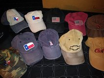 Baseball hats in Spring, Texas