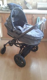 Quinny buzz pram and accessories in Lakenheath, UK