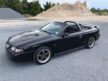 1998 Ford Mustang GT Convertible in Leesville, Louisiana