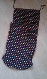 Spotty puprbag fleece stroller cozy toes in Lakenheath, UK
