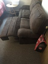 Reclining love seat (couch) in Sandwich, Illinois