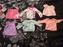 Newborn girl clothes in Fort Polk, Louisiana