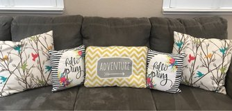 Couch Throw Pillows in Vacaville, California