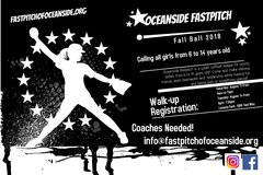 Oceanside Fastpitch in Camp Pendleton, California