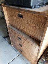 FREE - Desk / chest 3 drawers in Vista, California