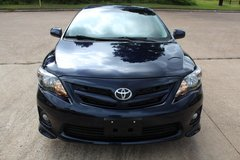 2012 Toyota Corolla S - One Owner in Spring, Texas