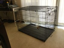"42"" LifeStages A.C.E. Dog Crate Model: 442 Size: 28 W x 30 H x 42 L 42"" LifeStages A.C.E. Dog Crate in Okinawa, Japan"