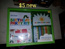 Birthday party kit in Travis AFB, California