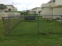 Fence  (avail after 5 Sept.) in Okinawa, Japan