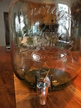 BRAND NEW: Glass Water Jug, 3 Gallon (Otterbach) in Ramstein, Germany