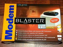 Creative Modem Blaster v.92 (Serial Connect) in 29 Palms, California