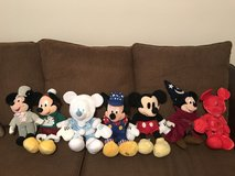 Mickey Mouse in Fort Eustis, Virginia